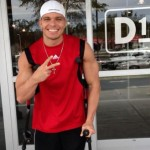First Day of Physical Therapy. @D1sports is amazing